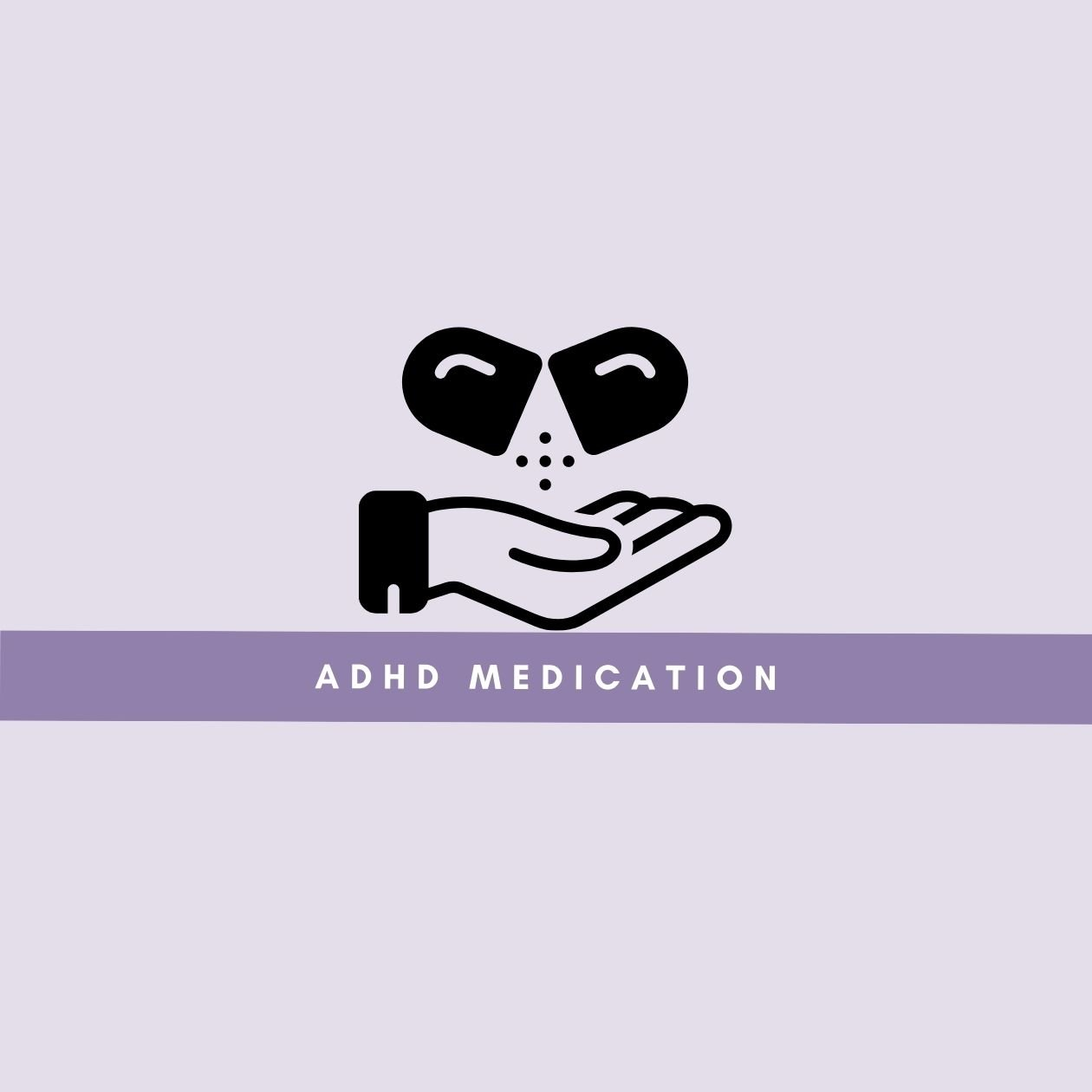 Adhd medication: an illustration
